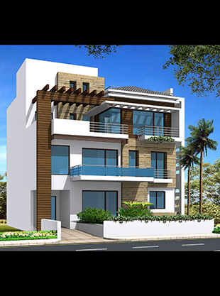Commercial interior designing residential interior for Low cost housing solutions